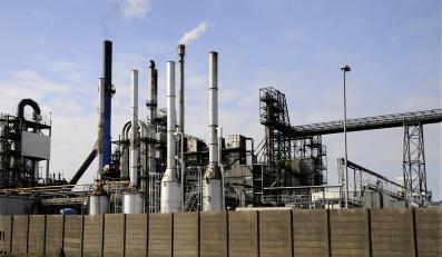 Zakłady chemiczne