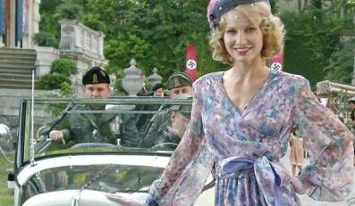 Joanna Moro w serialu Talianka / zdjęcie z oficjalnego profilu Joanny Moro