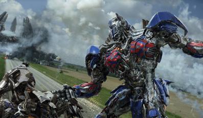 """""""Transformers: Wiek zagłady"""" nadal na szczycie"""