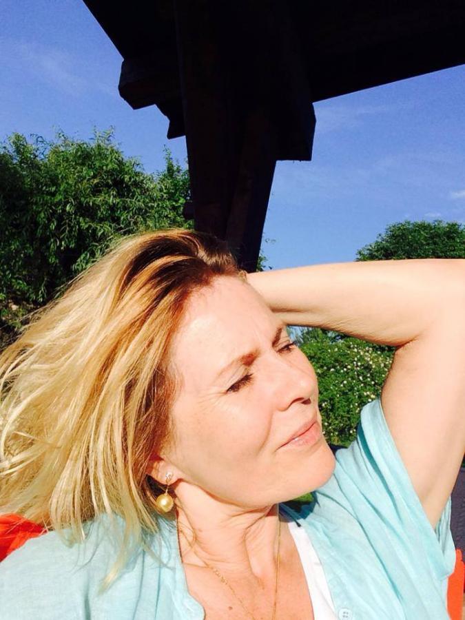 Grażyna Szapołowska / zdjęcie z oficjalnego profilu aktorki
