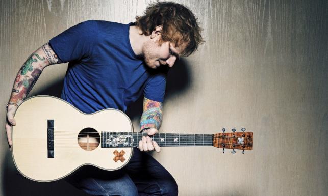 Ed Sheeran, everyman numer jeden (i po obu stronach oceanu)