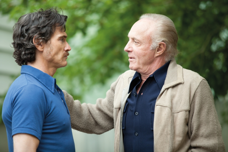 "Billy Crudup i James Caan w fimie ""Więzy krwi"""