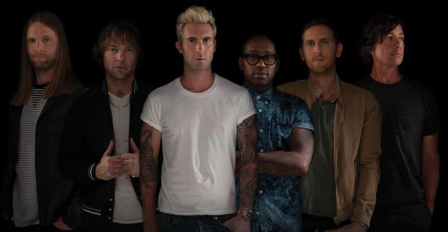 Maroon 5 zapowiada \