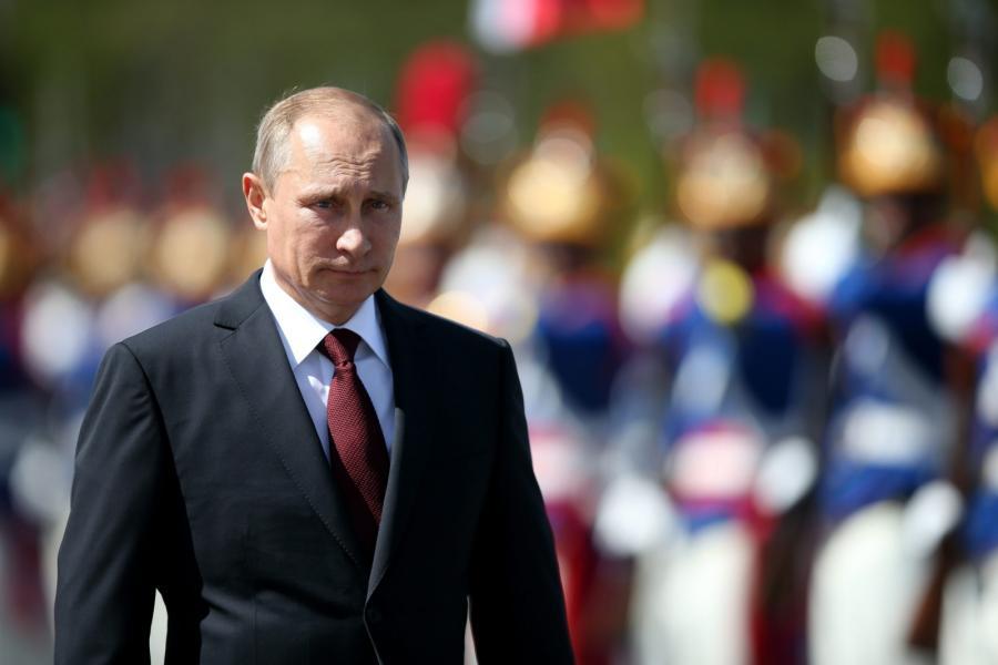 Paszyński: Władimir Putin miał plan aneksji Ukrainy już w maju 2013