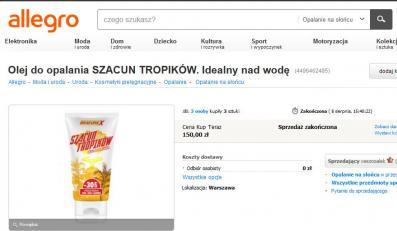 """kampania społeczna """"Szacun Tropików"""""""