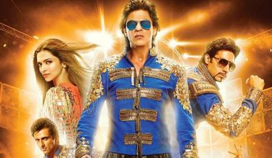 Shah Rukh Khan promuje swój nowy film