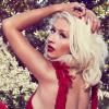 Platynowy blond jest znakiem rozpoznawczym Christiny Aguilery