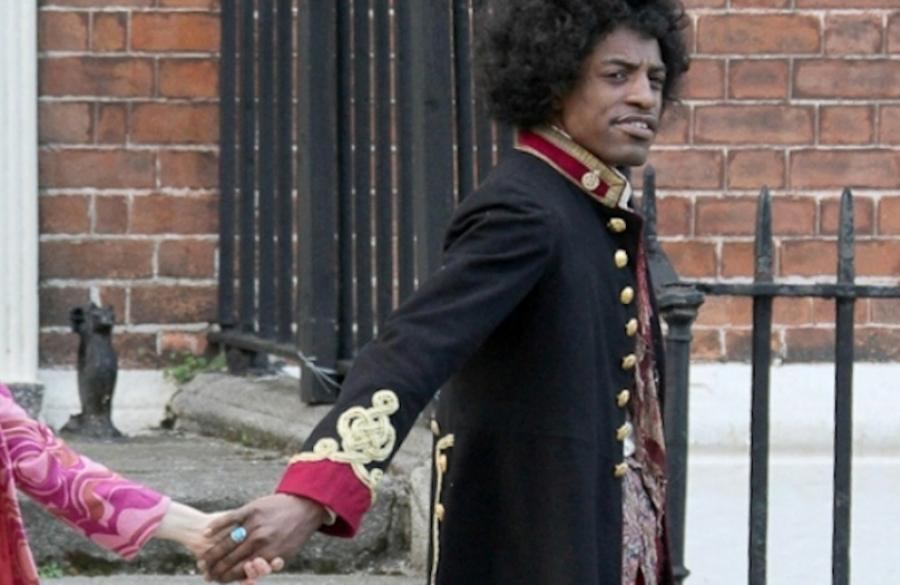 """André 3000 w filmie """"Jimi: All is By My Side"""""""