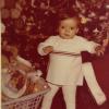 Anna Przybylska na zdjęciach z dzieciństwa, które opublikowała na Instagramie