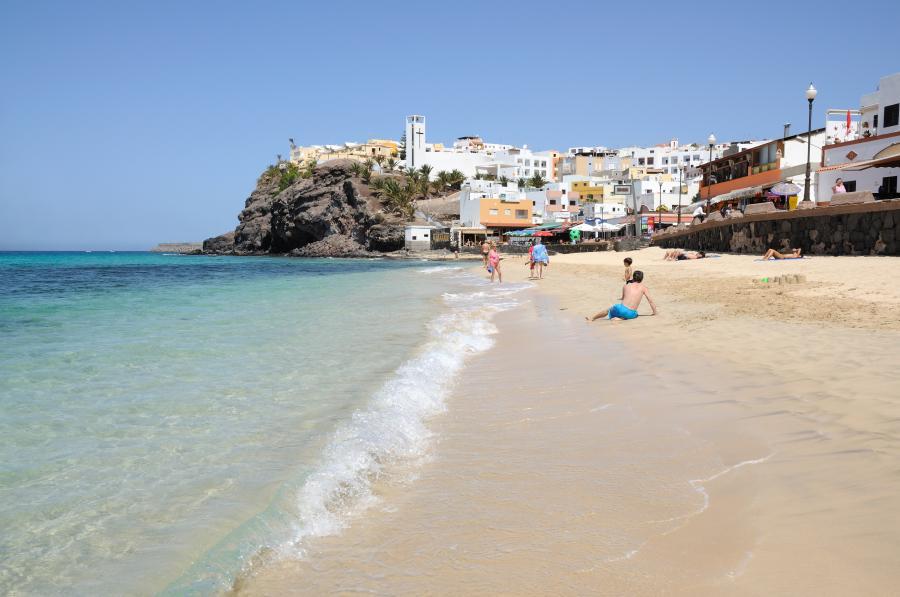 Fuerteventura, Wyspy Kanaryjskie, Hiszpania