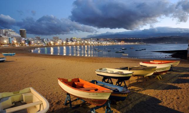 Wczasy na Wyspach Kanaryjskich: Teneryfa, Fuerteventura i ta pogoda!