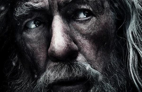 Gandalf na plakacie nowego \