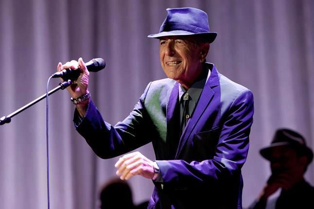 Leonard Cohen wydaje \