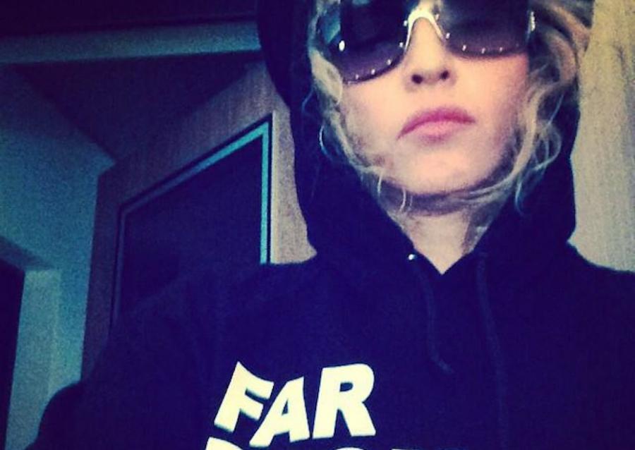 Madonna pracuje nad nową płytą