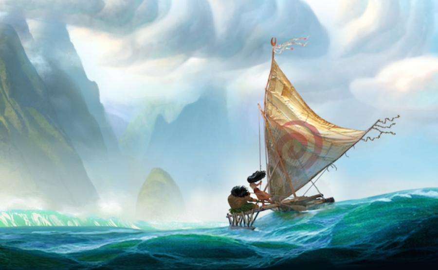 """""""Moana"""" –nowa animacja Disneya w 2016"""