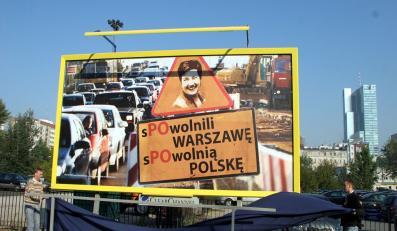 Kampania będzie bez billboardów