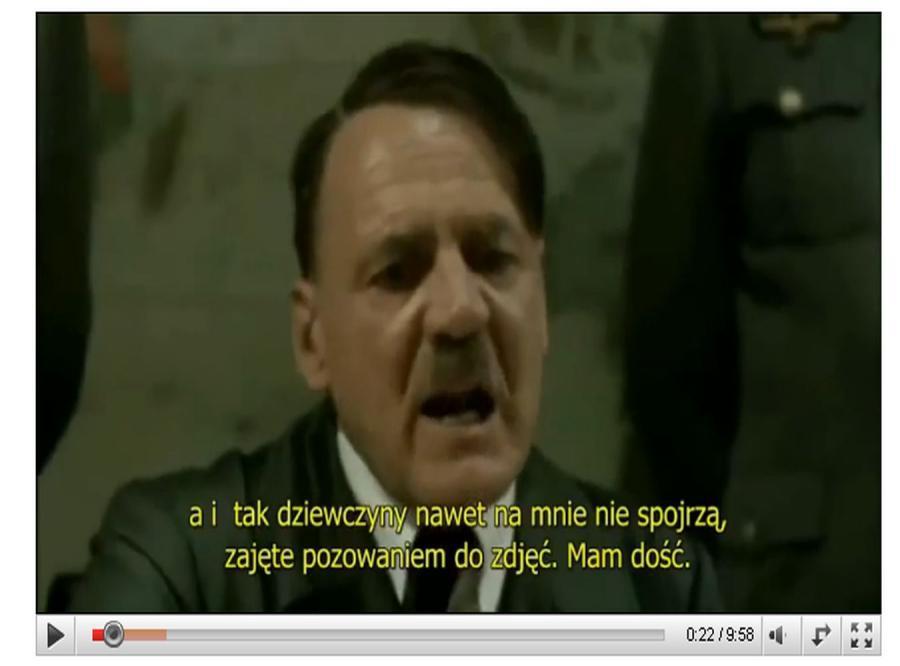 Hitler znika z YouTube