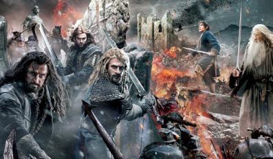 """""""Hobbit: Bitwa Pięciu Armii"""": Zaczyna się wielka wojna!"""