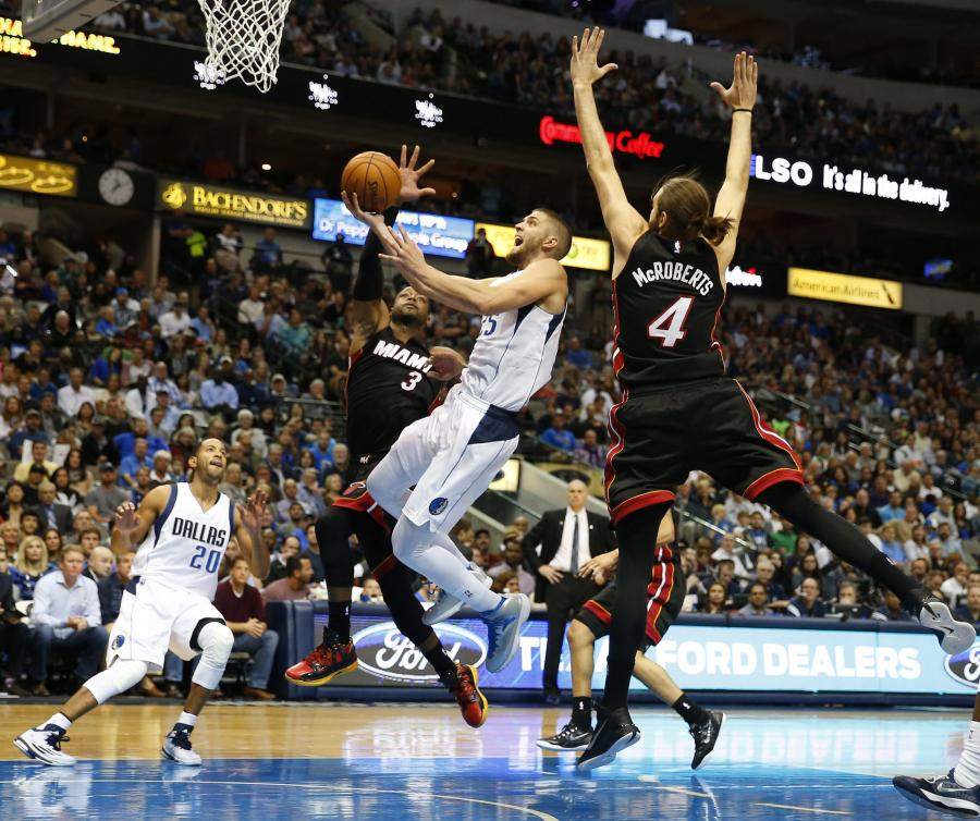Dallas Mavericks - Miami Heat