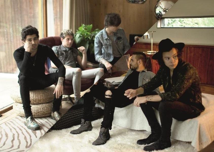 One Direction drugi po Colplay