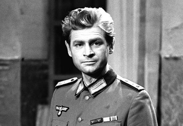 Stanisław Mikluski jako Hans Kloss