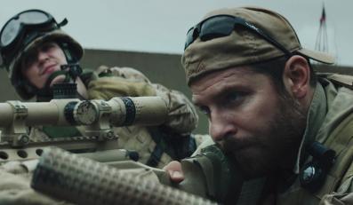 """Bradley Cooper jako """"Snajper"""""""