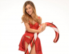 Ariana Grande w świątecznym klimacie