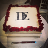 Ślubny tort Eltona Johna i Davida Furnisha
