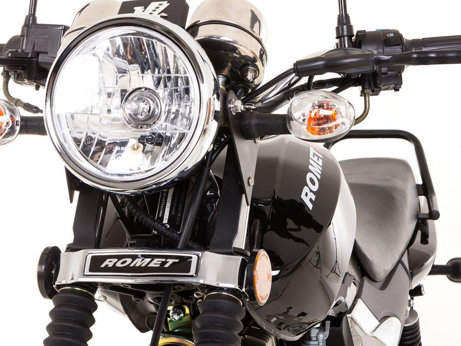 Romet ZK125 - najczęściej kupowany motocykl o pojemności 125 ccm w Polsce