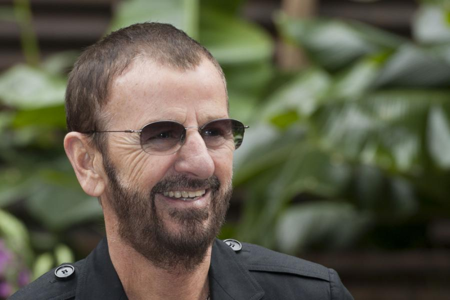 8. Ringo Starr –£180 mln