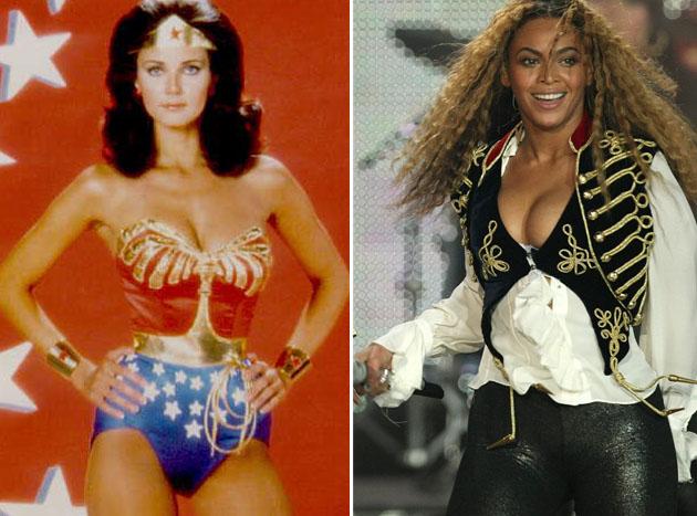 Czas na czarną Wonder Woman?