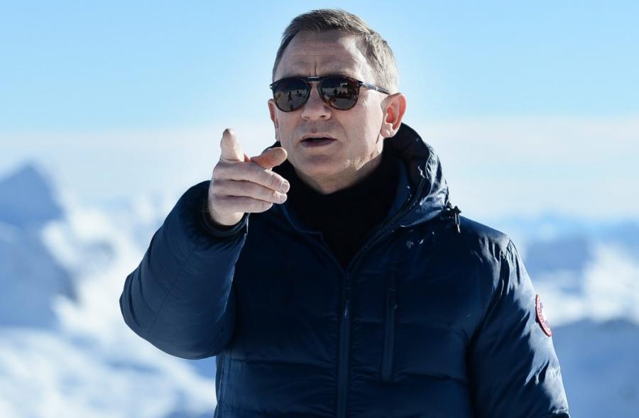 W roli Jamesa Bonda ponownie zobaczymy Daniela Craiga