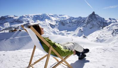 Courchevel: W krainie zimowego luksusu