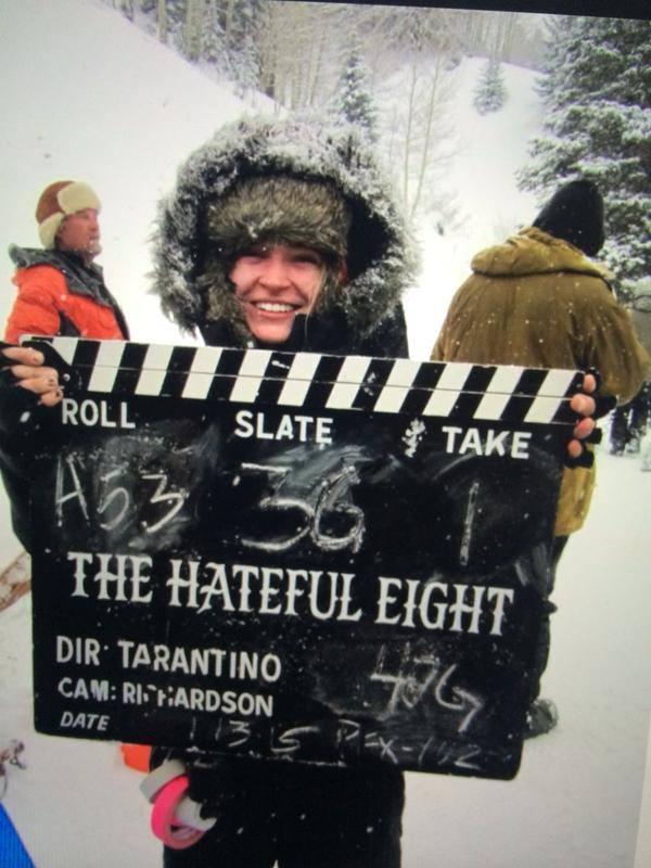 """Quentin Tarantino ruszył z """"Hateful Eight"""""""