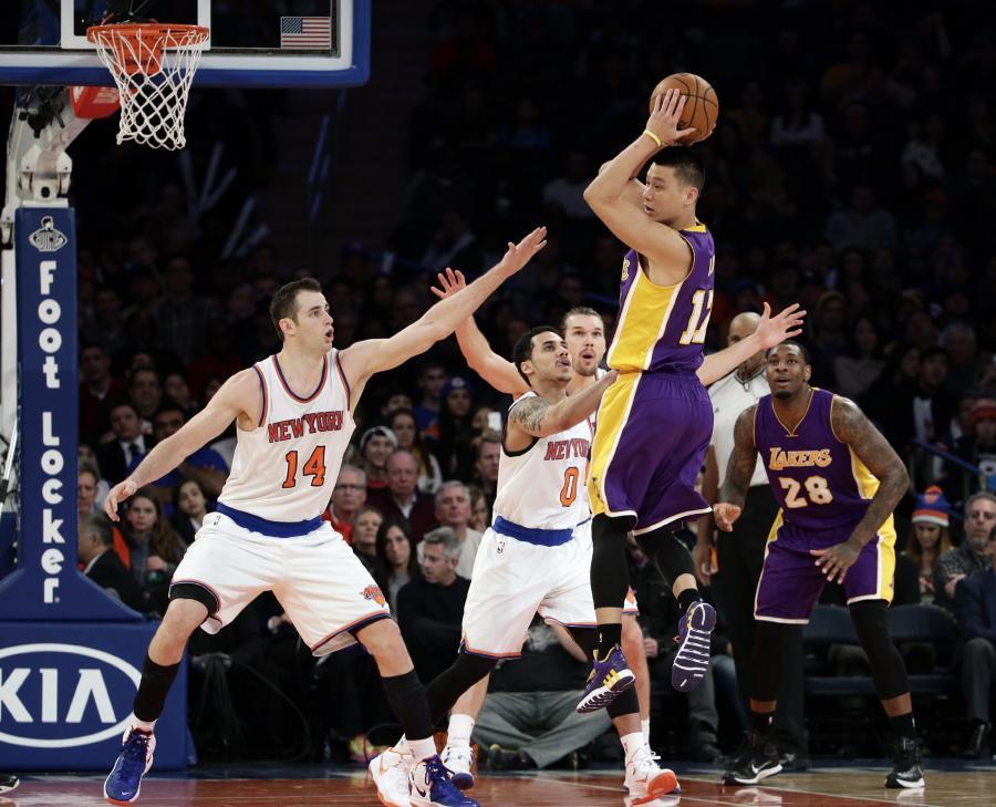 New York Knicks - Los Angeles Lakers