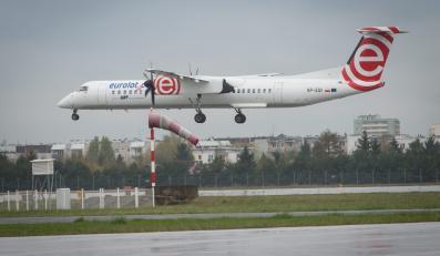 Samolot Eurolotu
