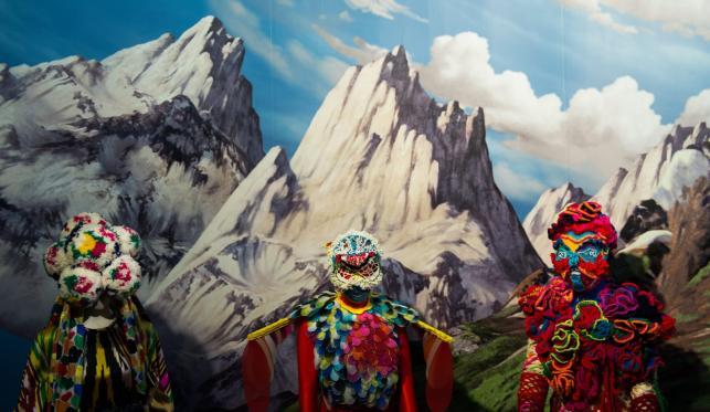 Wystawa poświęcona Björk w Museum of Modern Art