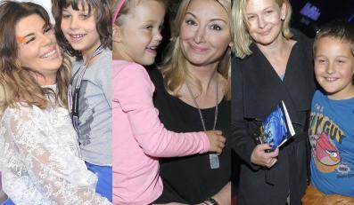 Edyta Górniak, Martyna Wojciechowska, Dominika Ostałowska