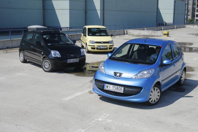 Peugeot 107 - 2. miejsce w rankingu najmniej awaryjnych używanych samochodów według Warranty Direct