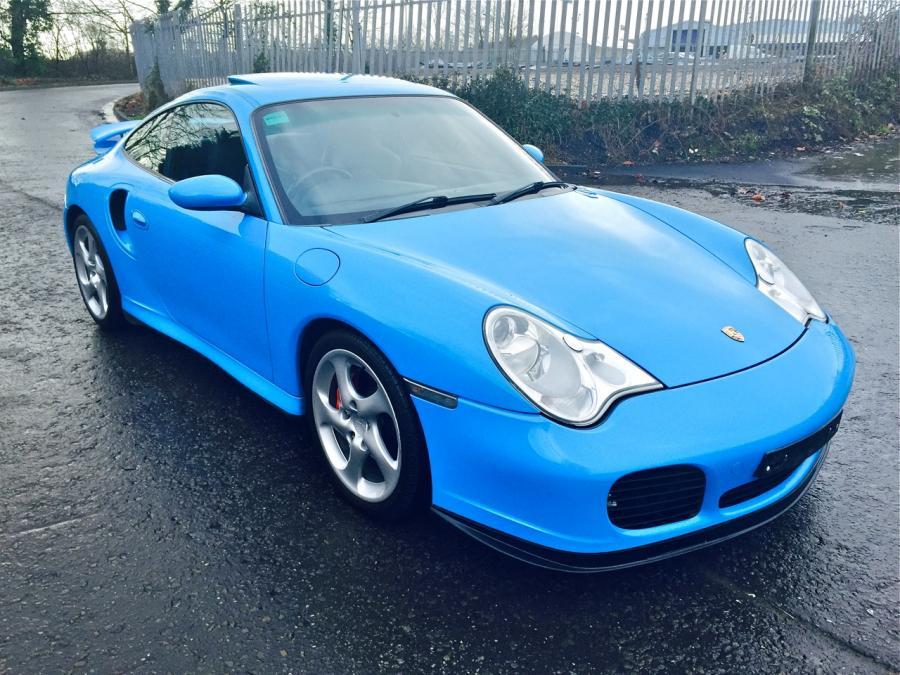 Porsche 911 Turbo (996) - 3. miejsce wśród najbardziej awaryjnych używanych samochodów według Warranty Direct