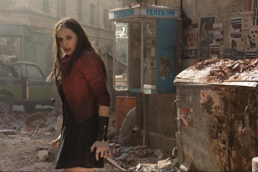 Zobacz Avengersów w akcji!
