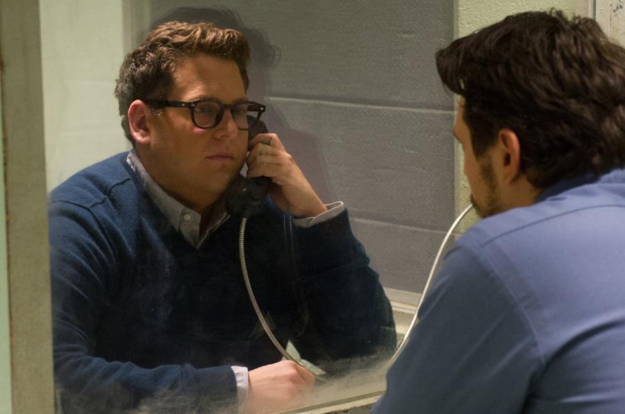 Jonah Hill i Jamesa Franco w filmie \