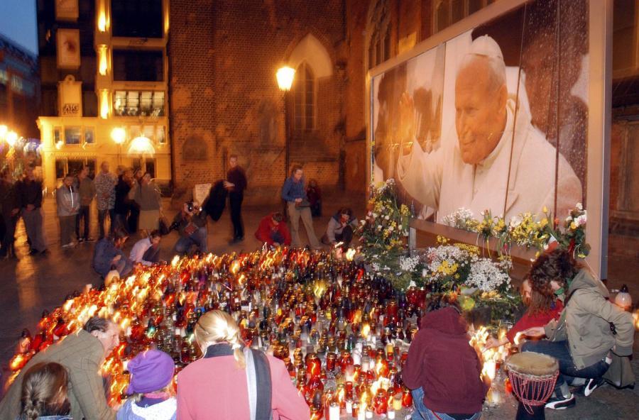 Wrocław po śmierci Jana Pawła II
