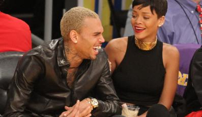 Chris Brown i Rihanna
