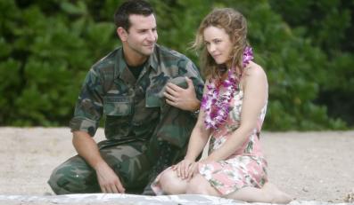 """Aloha"": Bradley Cooper i Rachel McAdams ładnie się kłócą"