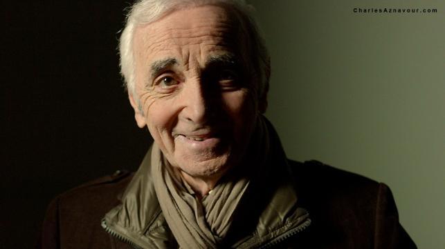 91-letni Aznavour wydaje swój 51-szy album
