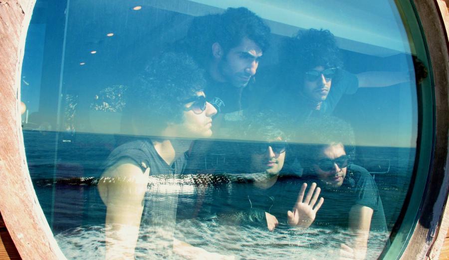 Muzycy ofiarami morderców: Sourosh Farazmand (gitarzysta) i Arash Farazmand (perkusista) z zespołu The Yellow Dogs
