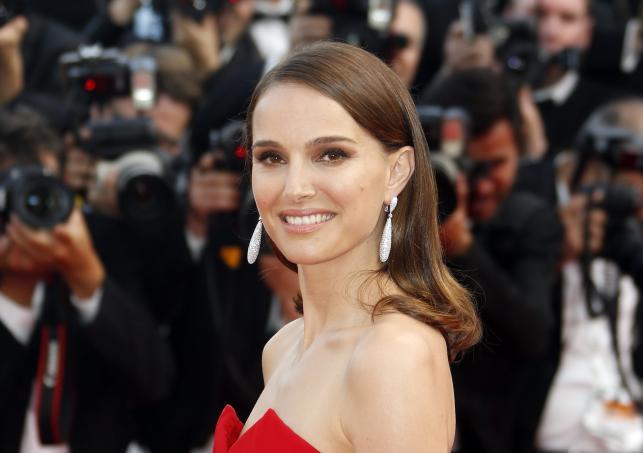 Natalie Portman na canneńskim czerwonym dywanie