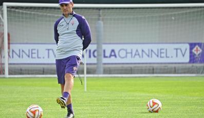 Trener Fiorentiny, Vincenzo Montella