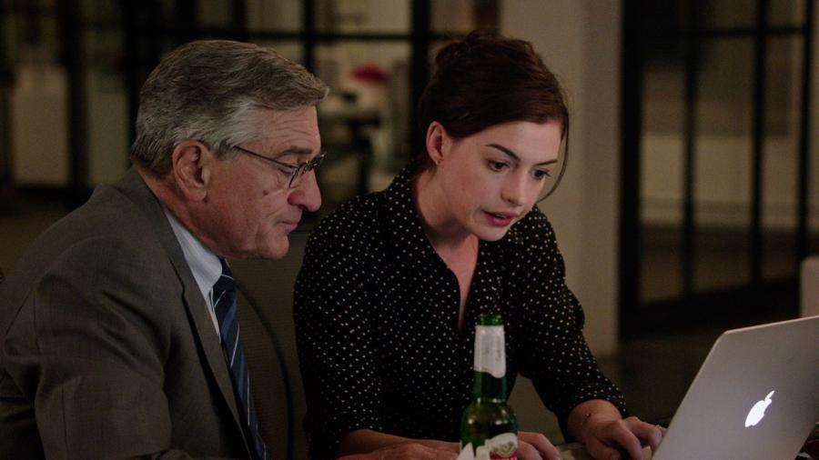 Robert De Niro i Anne Hathaway w komedii \